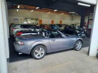 2007 Mazda MX-5 1.8i CONVERTIBLE Petrol Manual