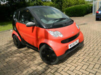 2006 56 REG SMART 0.7 ( 61bhp ) FORTWO PURE SEMI-AUTO