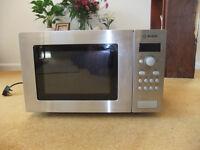 Bosch Microwave HMT75M451B