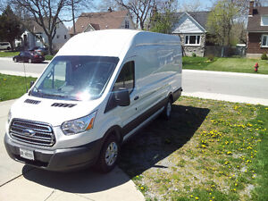 2016 Ford transit 350 delivery van