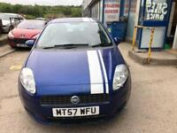 Fiat Grande Punto 1.2 Active 3 door - 2007 57-REG - 6 MONTHS MOT