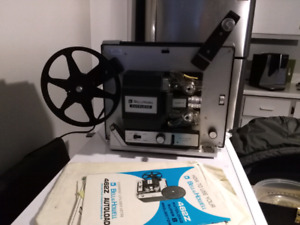 Projecteur super 8mm