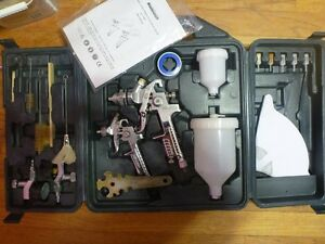 Mastercraft Spray Gun Kit