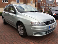 Fiat Stilo 1.4 16V ACTIVE AC (green) 2004