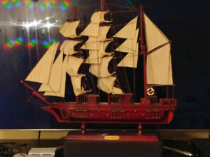 Replique hms bounty de collection vieux de 30 ans