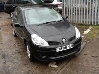 Renault Clio 1.2 16v Rip Curl 5 DOOR, NEW SHAPE,2 OWNERS