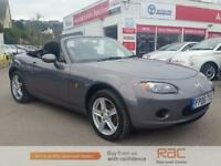 MAZDA MX-5 I, Grey, Manual, Petrol, 2006