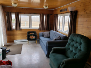 Cabin for rent - S. Katepwa RV Park