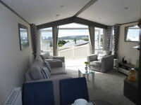 High Spec Brand New 2 bed 2 bathroom holiday home caravan for sale Nodes Point