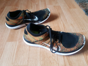 Nike Free 4.0 Flynit (men's) - size 11.5