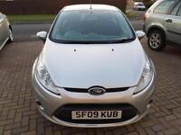 2009 Ford Fiesta 1.4TDCi Zetec, Tax only £20 for year.