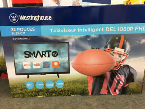 32 SMART 1080P WESTINGHOUSE HDTV