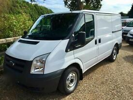 FORD TRANSIT 280 100BHP 6SPD SWB LOW ROOF 12 REG