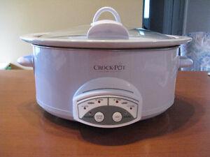 Crock Pot Smart Pot Original Slow Cooker - NEW