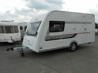 Elddis Xplore 402 Majestic Special Edition One Owner 2 Berth with Motor Mover