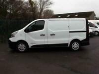 2017 Renault Trafic SL27 ENERGY dCi 125 Business Short Wheelbase L1H1 Van PANEL
