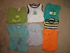 TODDLER CLOTHES 12-18 MTH!!