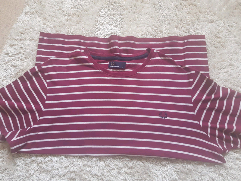 3e5b08e21 Fred Perry Men's Size Large T-Shirt | in Swindon, Wiltshire | Gumtree