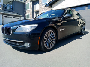 2012 BMW 750i xdrive - Lease Takeover - Low Payment - Short term