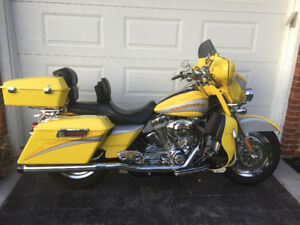 2005 CVO Screaming Eagle Electraglide