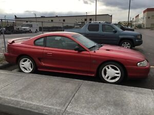 1995 Ford Mustang GT 5.0L