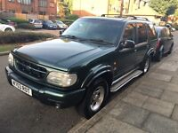 Ford Explorer 4.0 V6 4WD Low mileage Automatic LPG
