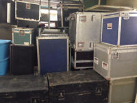 Lot de road case