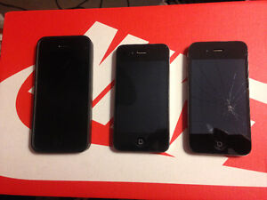 iPhone 4,4s,5