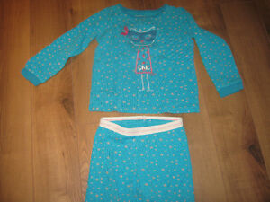 Pyjama Souris Mini fille 3 ans