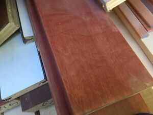 Stained maple. Bullnose/backband and 1x4x8 Peterborough Peterborough Area image 4