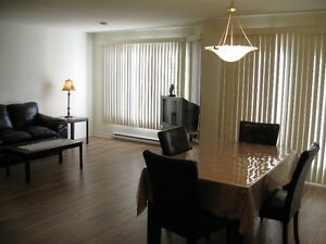 Brossard 4 ½ Condo for rent with 5 appliances & air conditioning