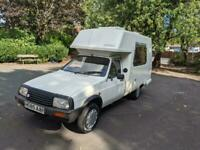 Romahome camper Citroen C15 - low milage - restored ready at over £4000