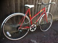 PEUGEOT LADIES BIKE 'AS NEW' CONDITION