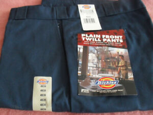 Dickies men's new work pants