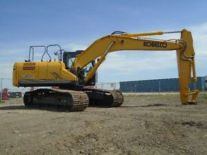 TRACTORLAND YOUR KOBELCO EXCAVATOR DEALER