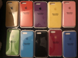 iPhone 7 To XR Silicone Cases