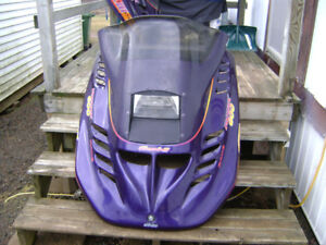 ***HOODS TO FIT F, CK-3, & ZX- CHASSIS SKI-DOO***