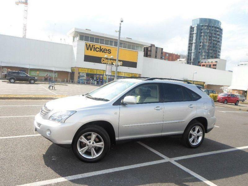 2009 lexus rx 400h 3 3 executive 5dr in wembley park. Black Bedroom Furniture Sets. Home Design Ideas
