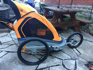 Brand New Double Jogging Stroller