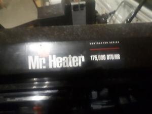 MR HEATER Contractor Series 175,000 BTU TRI FUEL