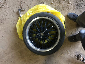 5x110 18in rims for sale