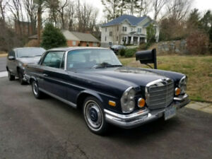 I'm looking for a 1969-71 Mercedes Benz 280SE 3.5