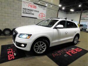 Audi Q5 quattro 4dr 3.2L 2011