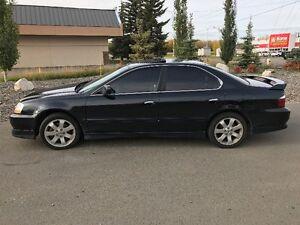2003 Acura TL A-Spec Sedan