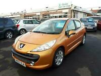 2007 Peugeot 207 1.6 VTi Sport Automatic 5-Door From £3,195 + Retail Package HAT