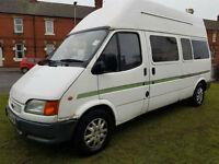 Ford Transit Camper Van Motorhome PX Swap Anything considered