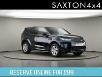 2019 Land Rover Discovery Sport 2.0 D180 MHEV R-Dynamic S 4WD (s/s) 5dr (7 Seat)