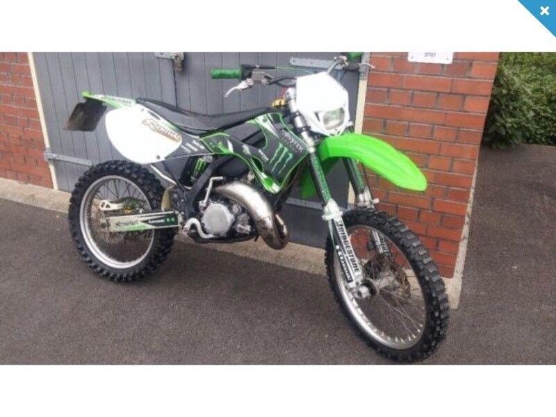 Kawasaki Kx 125 Road Legal Enduro | in Brockworth, Gloucestershire