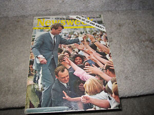 Newsweek Magazine May 20,1968--Robert F. Kennedy