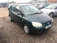 2003/53 Hyundai Getz 1.3 GSi LONG MOT EXCELLENT RUNNER